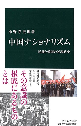 中国ナショナリズム - 民族と愛国の近現代史