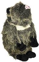 "Wishpets Stuffed Animal - Soft Plush Toy for Kids - 10"" Standing Javelina [並行輸入品]"