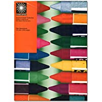 Whitbread Wilkinson Eames Sketch Pad, Crayons Style by Whitbread Wilkinson