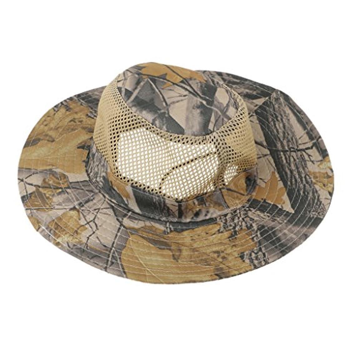油出席するマルクス主義Perfk 屋外 作業 釣り帽子 サンハット 日焼け止め 調整可能 プロテクション アウトドア 便利 快適