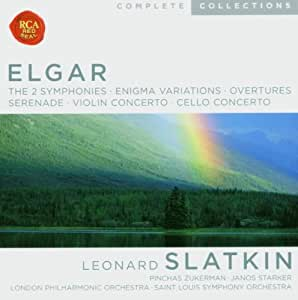 2 Symphonies / Enigma Variations / Overtures
