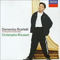 Scarlatti;15 Harpsichord So