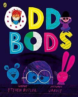 Odd Bods by [Butler, Steven]