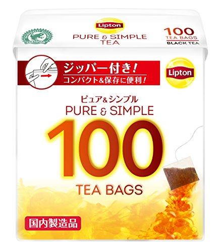 ピュア&シンプルティー 1袋(100バッグ)