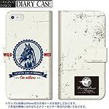 301-sanmaruichi- iPhoneSE ケース iPhone5s ケース iPhone5 ケース 手帳型 おしゃれ 競馬 グッズ 乗馬 蹄鉄 racingbuur ロゴ 馬 hourse D 手帳ケース