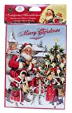クリスマス アドベントカレンダー ノスタルジック 日めくりカレンダーチョコ (ノスタルジック(B))