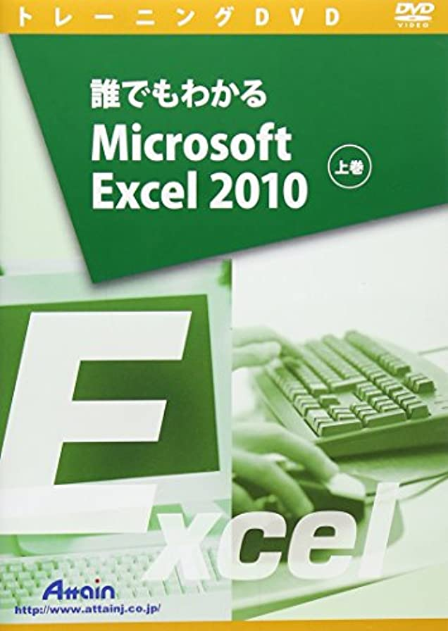 東部扇動安らぎ誰でもわかるMicrosoft Excel 2010 上巻