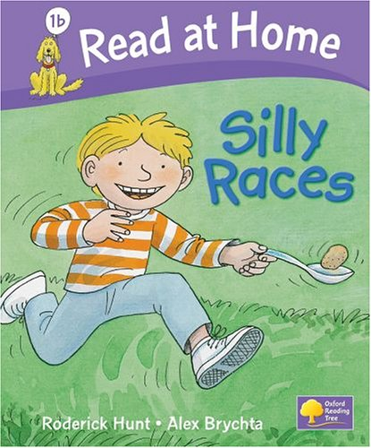 Read at Home: Silly Races, Level 1b (Read at Home Level 1b)の詳細を見る