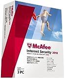 マカフィー インターネットセキュリティ 2010