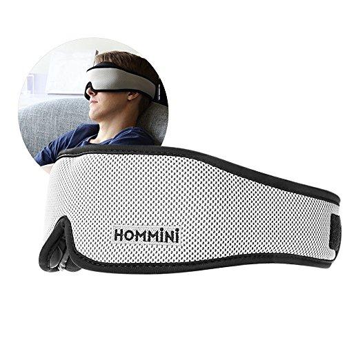 HOMMINI HOMMINI アイマスク 安眠 軽量 3D立...