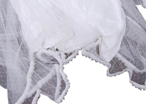 『まるでプリンセス ネグリジェ ロング 姫系 パフスリーブ が かわいい 長そで タイプ』の5枚目の画像