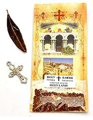 Holy Earth Tierraクロス、オリーブツリーライブ&エルサレムSand
