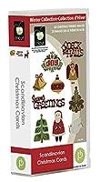 High Quality Scandinavian Christmas Cards Cartridge