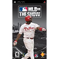MLB 08 The Show - Sony PSP [並行輸入品]