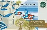 スターバックス カード 2014 ホリデー99 No.50 『ギリシャ島』 スタバ ギフト 限定 デザイン
