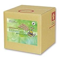 エコソフィ コロイド洗剤 ポリッシャー用 泡切れエコソフィT 弱アルカリ性タイプ 20L
