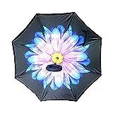 Patagonia メンズ STARDUST 【 雨に恋する逆さ傘 】 全8種類 逆さになる傘 軽量 アザヤ傘 (Hタイプ) 2重構造 安全 長持ち おしゃれ デザイン SD-AZAYAKASA-H