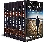 DETECTIVE MICHAEL ANGEL BOOKS 8–14 seven gripping crime mysteries box set
