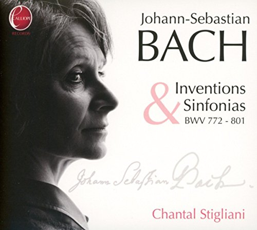 Bach, J.S.: Inventions & Sinfo