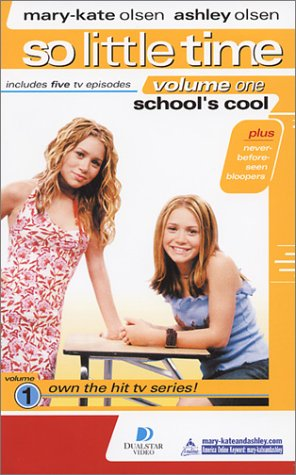 So Little Time 1: School's Cool [VHS]