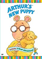 Arthur's New Puppy [DVD] [Import]
