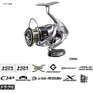 シマノ リール 15 ツインパワー 4000XG