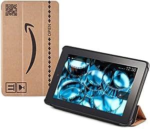 【Fire カバー】Amazon限定 アマゾンボックスデザイン (段ボールではありません)