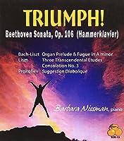 Triumph: Beethoven Sonata