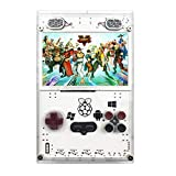 Whatsko Raspberry ポータブルゲーム機 15190種ゲーム贈 レトロゲーム ラズベリーパイ ミニアーケード 多機能シミュレーター