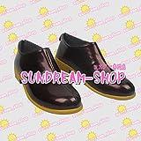 【サイズ選択可】男性25CMコスプレ靴 ブーツ232579ONE PIECE ワンピースドンキホーテ・ドフラミンゴ