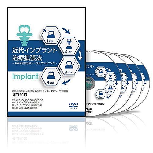 近代インプラント治療拡張法~カギは歯科診療トータルプランニング~