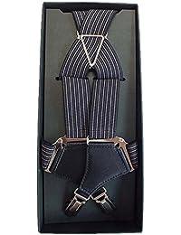(ノムラ)NOMURA ホルスター サスペンダー suspenders フォーマル スペンサー 3cm幅 男女兼用 日本製