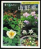 育ててみたい山野草 春 (NHK趣味の園芸ガーデニング21)