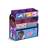 Delta Children Multi-Bin Toy Organizer, Nick Jr. Dora The Explorer by Delta Children