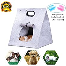3 In 1 Multifunctional Cat Dog Carrier Nest Walking Folding Bag
