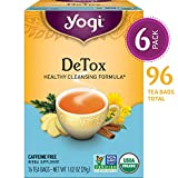 Best Detoxes - 海外直送品Yogi Yogi Tea- Detox , 16 Bags NA Review