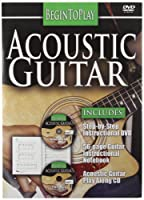 Begin to Play: Acoustic Guitar [DVD] [Import]