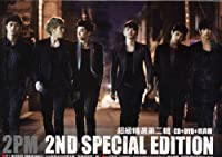 2nd Special Edition CD+DVD 台湾盤
