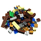 LEGO Minecraft Terrain Lot of Bricks [Overworld] おもちゃ [並行輸入品]