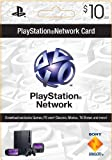 PlayStation Network Card $10 (輸入版:北米)