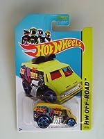 Cool-One (Yellow) Diecast Van (Hot Wheels)(2013) [並行輸入品]