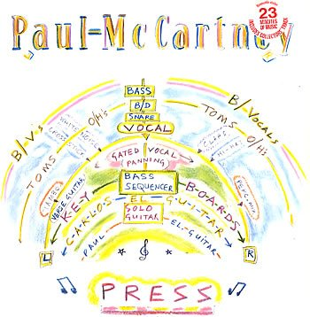 Press - With Sticker