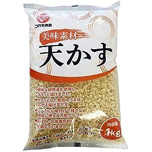 コスモ食品 天かすTB 1kg