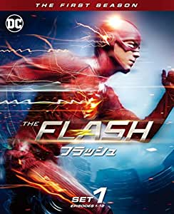 THE FLASH/フラッシュ 1stシーズン 前半セット (1~12話収録・3枚組) [DVD]