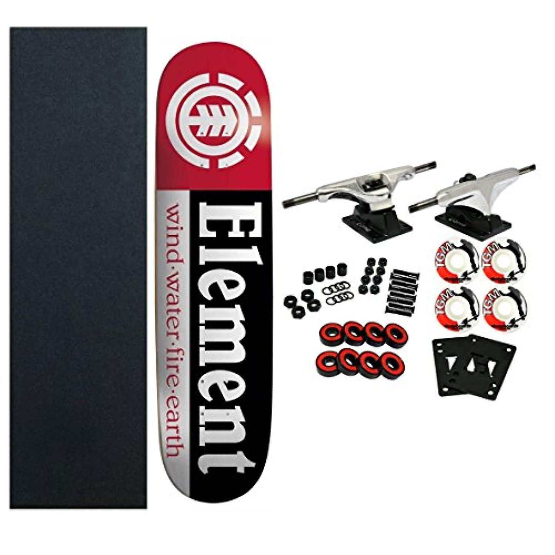 Element Skateboards Section Complete Skateboard - 7.5 x 31.5 by Element Skateboards