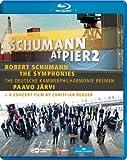 シューマン:交響曲第1番変ロ長調 op.38「春」、交響曲第2番ハ長調 op.61、交響曲第3番変ホ長調 op.97「ライン」、交響曲第4番ニ短調 op.120[KKC-9044][Blu-ray/ブルーレイ]