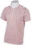 (ルコックスポルティフ)le coq sportif テニス 半袖ハーフジップシャツ QT-710461 [メンズ] SCL M