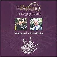 Vol. 1-Piping Center 3rd Recital