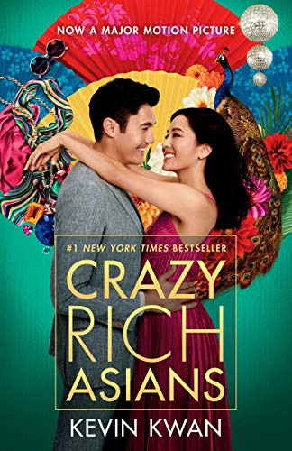 Anchor KEVIN KWAN 『Crazy Rich Asians』
