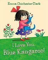 I Love You, Blue Kangaroo (Picture Lions)